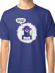 Noisy Little Terrors - 'Urrg!' cartoon character T-shirt Classic T-Shirt