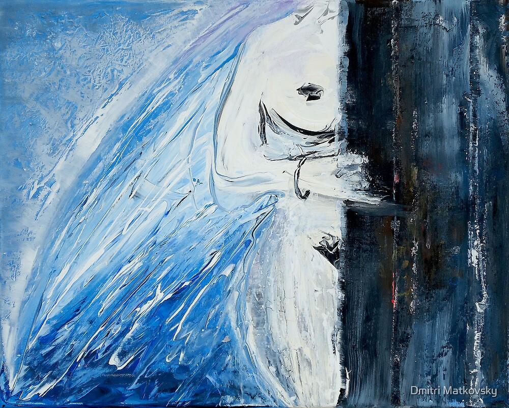 Open Gate by Dmitri Matkovsky