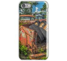 Rust And Tires iPhone Case/Skin