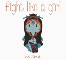Fight Like a Girl - Midna | Legend of Zelda - Twilight Princess Kids Clothes