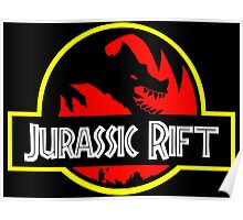 Welcome to the Jurassic Rift Poster