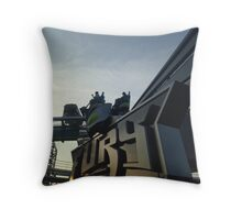 Fury325 At Carowinds! Throw Pillow