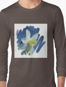 Pretty Daffodils Long Sleeve T-Shirt