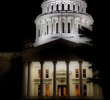California State Capital by Kimberly Palmer