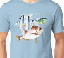 Funny Fish Unisex T-Shirt
