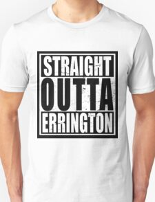 Straight Outta Errington Unisex T-Shirt