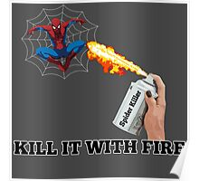 Kill it with Fire! Poster