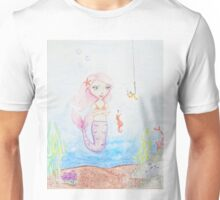 Marina the Mermaid Unisex T-Shirt