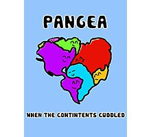 Pangea- the happy continent  Photographic Print