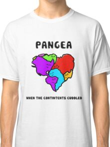 Pangea- the happy continent  Classic T-Shirt