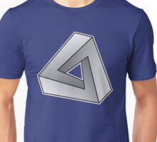 Mobius Triangle (Angular) Unisex T-Shirt