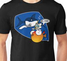 Go, Fish Unisex T-Shirt