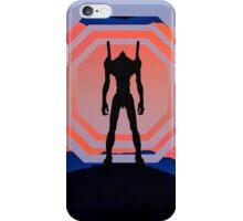 A.T. FIELD - UNIT 01 iPhone Case/Skin
