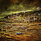 Mousehole by Catherine Hamilton-Veal  