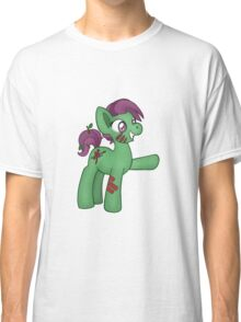 Knifey Crayon - Navarr Classic T-Shirt