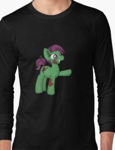 Knifey Crayon - Navarr Long Sleeve T-Shirt
