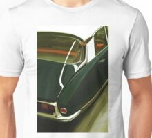 Citroen DS (back) Unisex T-Shirt