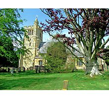 St Margarets, Horsmonden Photographic Print