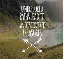 Unexplored Paths All-Over by quarantine81