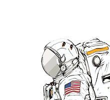 Spaceman by Becks Boyd
