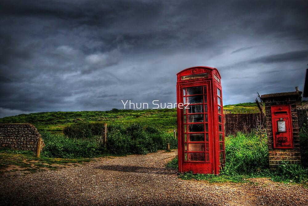 iPhoneBox or iSnailMail? by Yhun Suarez