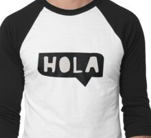 Hola! Men's Baseball ¾ T-Shirt