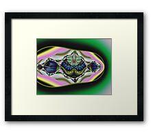 Rear View Mirror  (UF0023) Framed Print