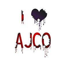 Burnt AJCO Photographic Print