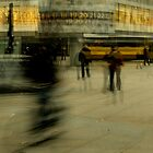 Berlin, Alexanderplatz by Stephanie Jung
