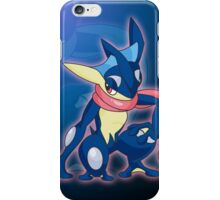 Blue Ninja iPhone Case/Skin