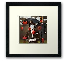Lets Call The Whole Thing Off  Framed Print