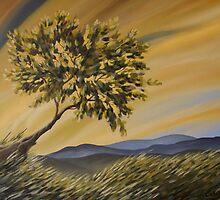 Lone Tree Hill by Caleb  Hamm