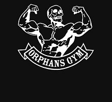 Orphans gym (old father iron) white Unisex T-Shirt