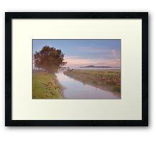 The Perfect Start Framed Print