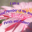 proud member by rhian mountjoy