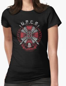 Alpha Squad Womens Fitted T-Shirt