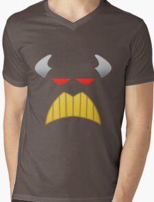 The Evil Emperor Face Mens V-Neck T-Shirt