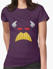The Evil Emperor Face Womens Fitted T-Shirt
