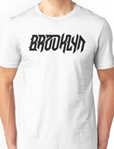 Brooklyn [Black] Unisex T-Shirt