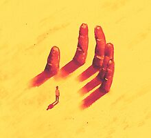 Long Fingers by roh42