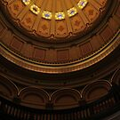 California State Building Dome by fototaker
