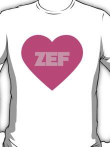 Die Antwoord Style ZEF Design. T-Shirt