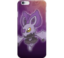 Lavender Bat  iPhone Case/Skin