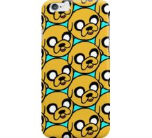 Jake the Dog Sketchy Pattern iPhone Case/Skin