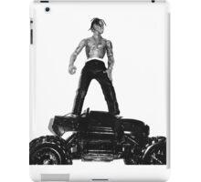 Travis Scott Action Figure iPad Case/Skin