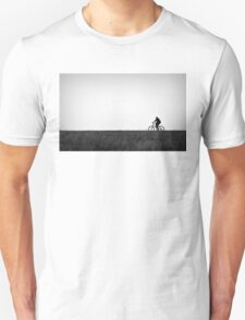 On the road... Unisex T-Shirt