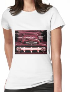 F-1 from '51 Womens Fitted T-Shirt