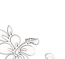 Hawaiian Flower  by Carrie Jackson
