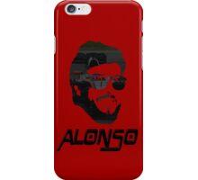 Fernando Alonso design iPhone Case/Skin