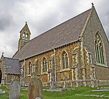 St John The Evangelist, Kingsdown, Kent by Dave Godden